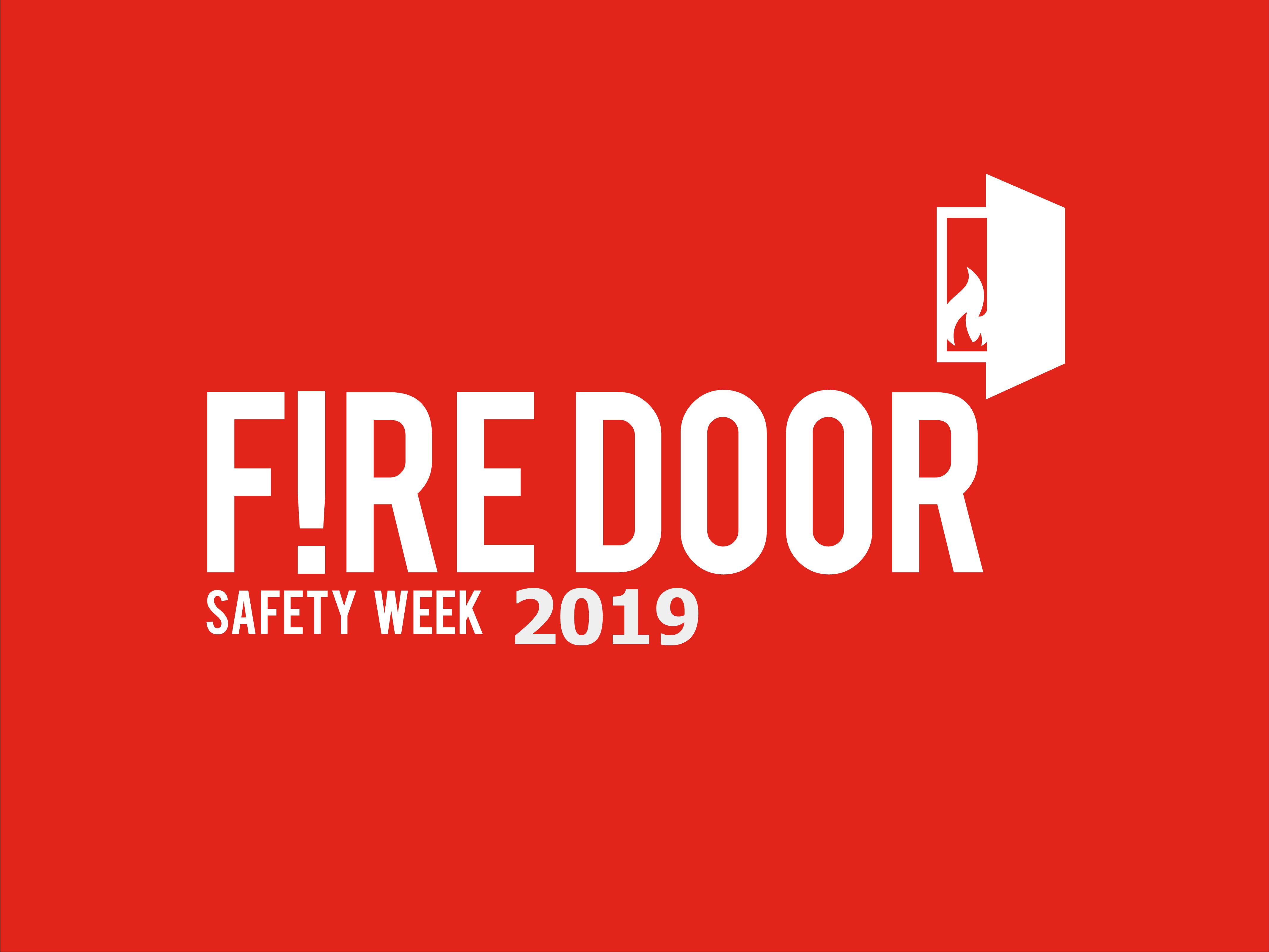 Fire Door Safety Week 2017 Logo